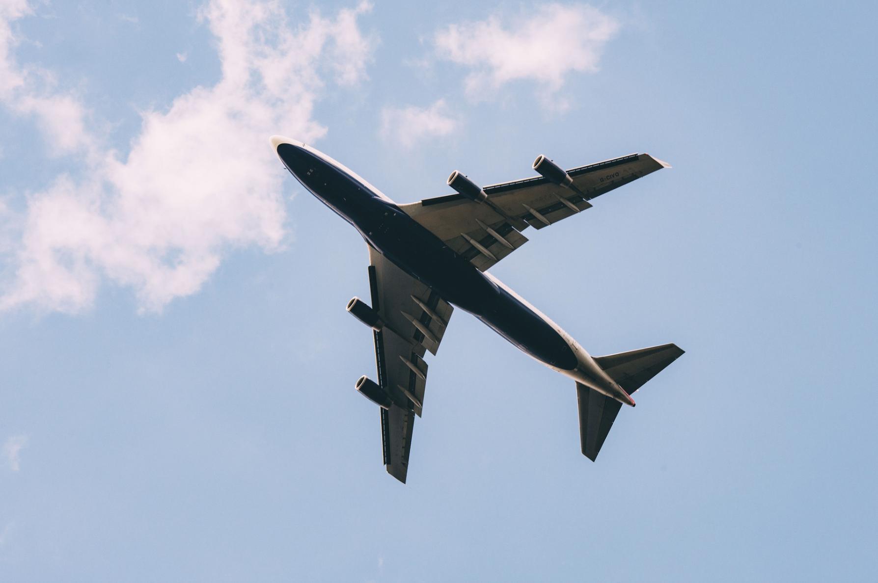 Tips voor tijdens het vliegen