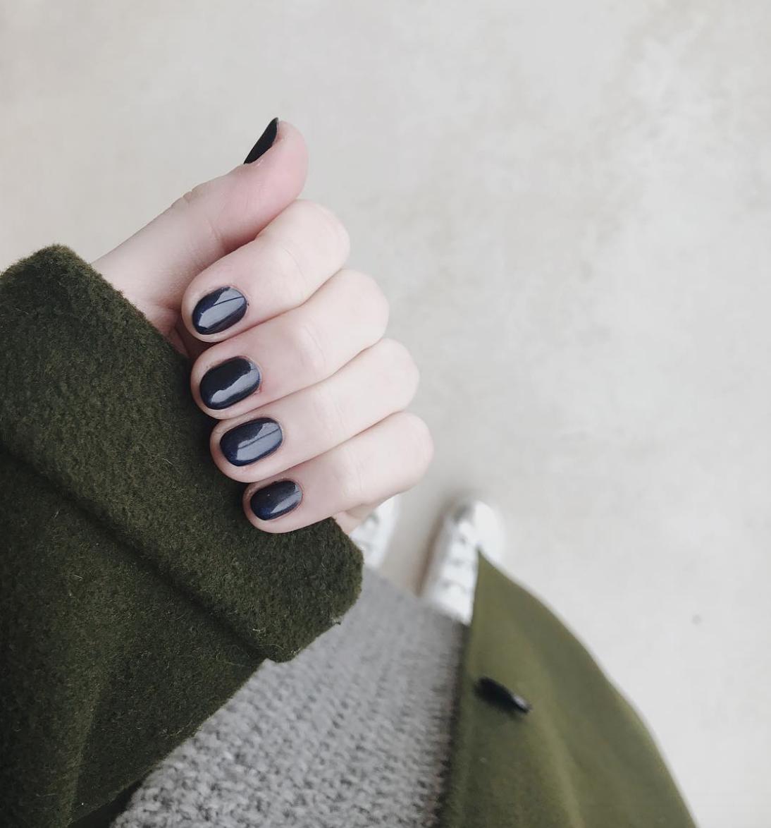 Aveda Manicure