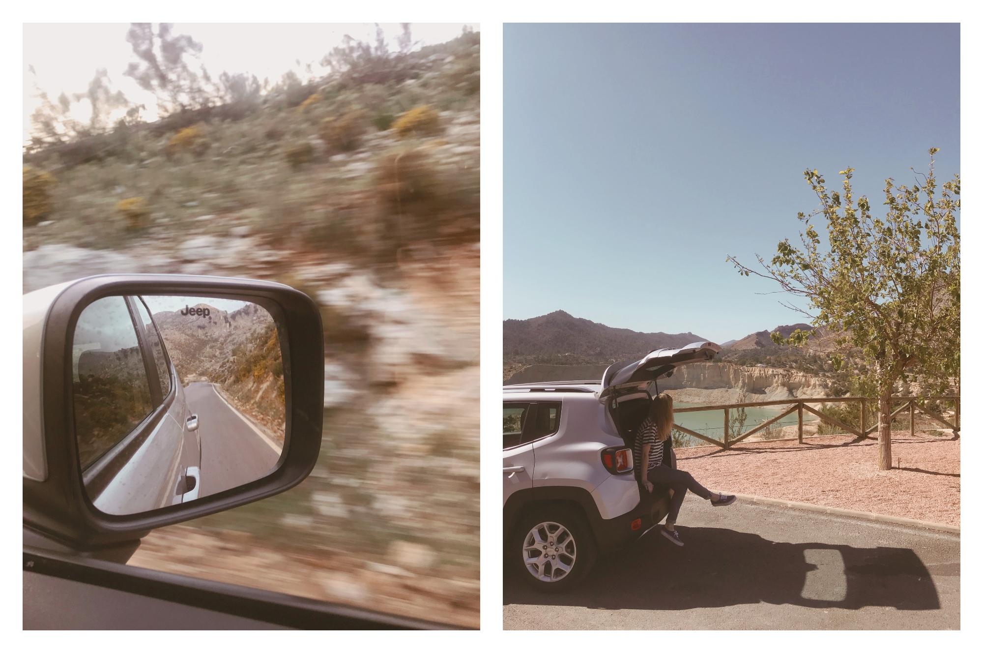 Sunny cars - Roadtrip