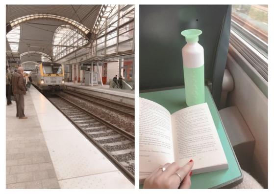 Happy Trip - met de trein naar Diksmuide
