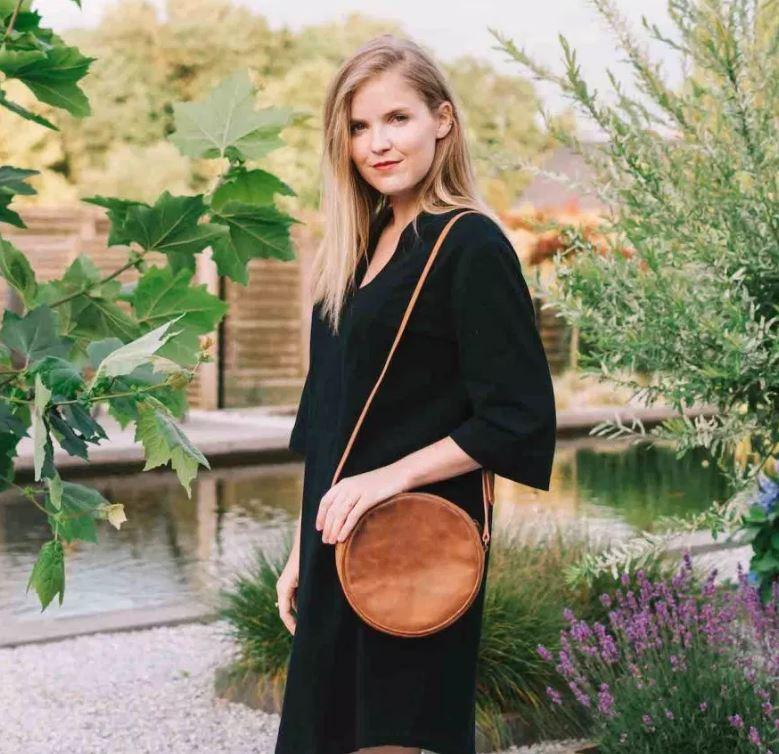 Luna bag eco camel O My Bag