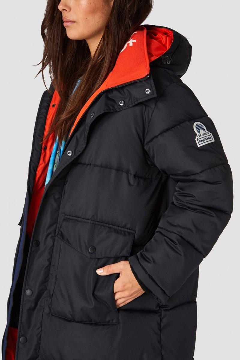 Puffer jacket van Kings Of Indigo